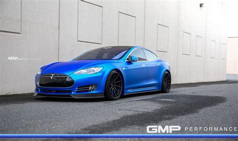 suv tesla blue tesla model s adv10r track spec cs fine texture black
