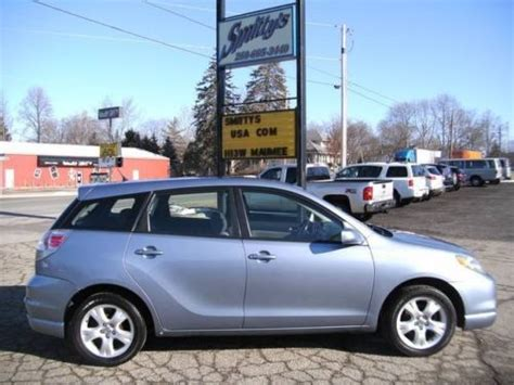 2007 toyota matrix xr mpg buy used 2007 toyota matrix xr auto wagon sunroof loaded