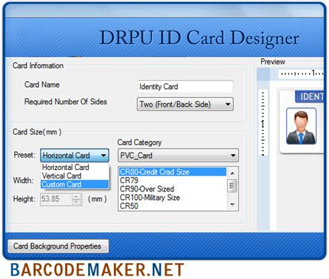 school id card machine student id card maker 8 2 0 1 on filecart filecart