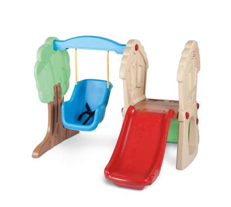 tike swing and slide tikes hide seek climber swing walmart canada