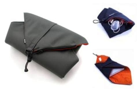 The Nanonuno Umbrella by Furoshiki Laptop Bags Cool