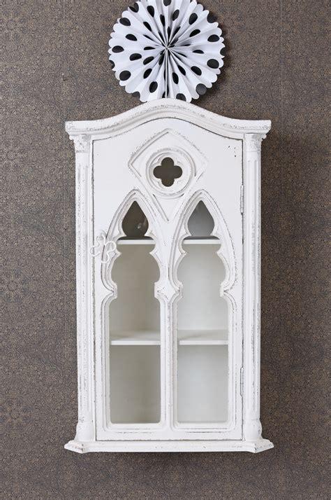 wandschrank vitrine wandschrank wandvitrine h 228 ngevitrine gotik schrank