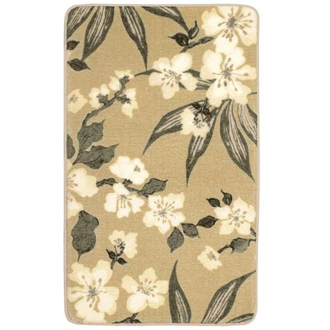 accent rug meaning laura ashley madeline taupe 2 ft 3 in x 3 ft 9 in high