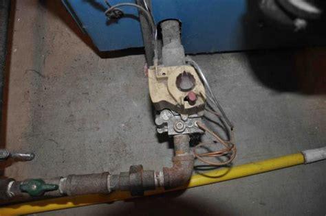 do water heaters have pilot lights crown boiler pilot light lit will not fire up to heat