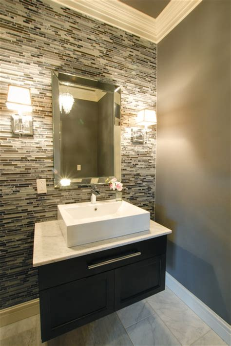 modern powder room design powder room contemporary powder room other metro
