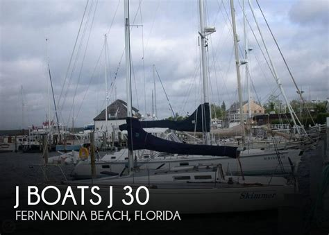 j d yachts boats for sale sold j boats j 30 boat in fernandina beach fl 099160