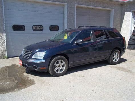 2004 chrysler pacifica price 2004 chrysler pacifica base 4dr front wheel drive