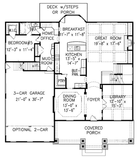 5 bedroom house plans with bonus room five bedrooms plus bonus room 15843ge architectural designs house plans