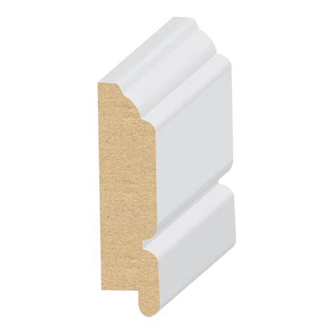 Wainscot Cap Wainscot Cap With 3 8 Quot Rab T 729ldf Product Species Mdf