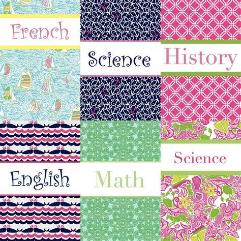 cool binder cover templates preppy binders diy preppy binder covers