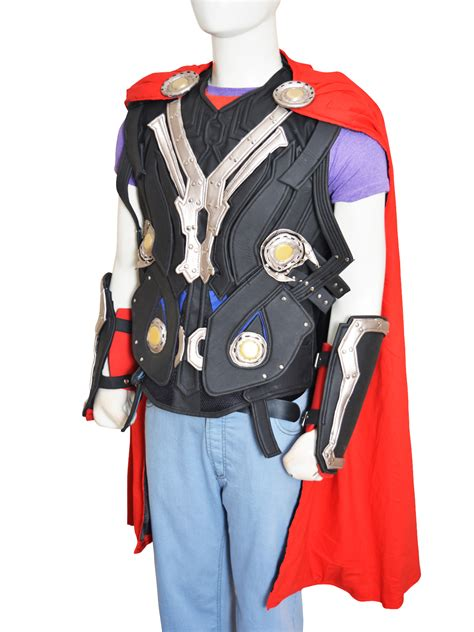 Discon Jaket Avenger Thor thor vest worn by age of ultron