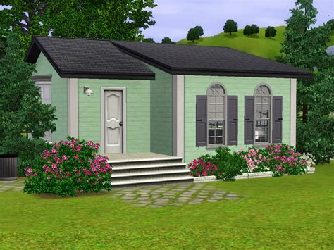 starter house mod the sims wee barnoid 13 starter house under 16 000 167 no cc