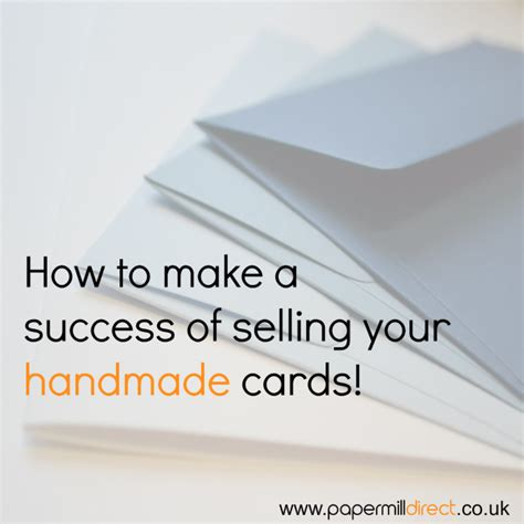 How To Sell Amazon Gift Card - how to sell handmade cards