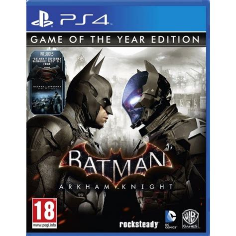 batman arkham of the year goty ps4 365games co uk