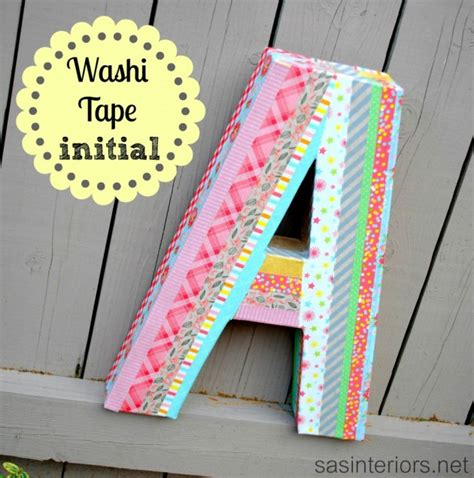 what do you use washi tape for the best 31 ways how to use washi tape in your home decor