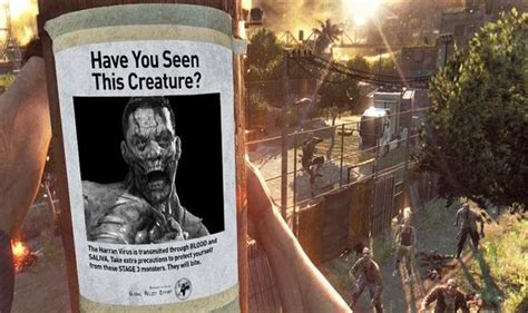 seeing the light when dying dying light can t see zombies solution crazy pumpkin