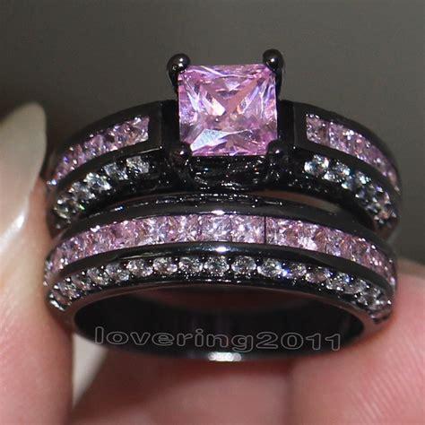 Victoria Wieck Brand Design Pink sapphire Simulated