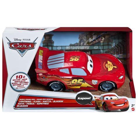 Cars Mattel rayo mcqueen luces y sonido cars mattel 239 00 en