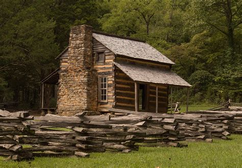 Johns Cabin by Oliver Cabin By Haggerty