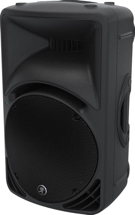 Speaker Dynamax 12in mackie srm450v3 12 inch 2 way powered pa speaker pssl