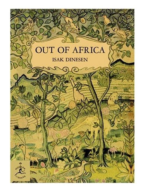 in the of africa books what remains now 187 archive 187 out of africa