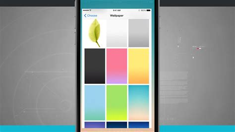 wallpaper iphone 6 youtube iphone 6 tips how to change the default wallpaper youtube