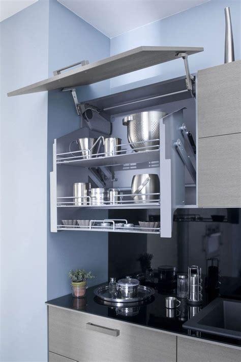 etagere qui monte et descend rangement en hauteur de cuisine tous les fournisseurs