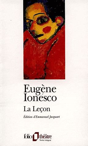 la le 231 on eug 232 ne ionesco decitre 9782070388653 livre