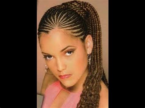 cornrows hairstyles youtube best cornrow hairstyles for black women youtube