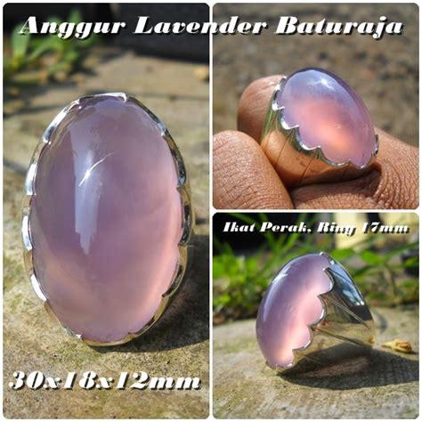 Batu Akik Serat Kura 18 Terjual koleksi batu antik agr01 sold batu anggur lavender