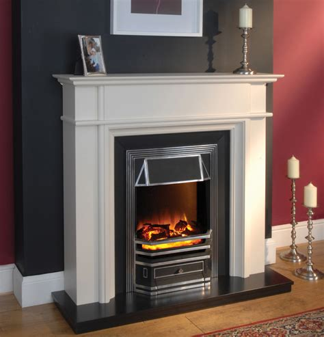 Electric Fireplace Suites Freestanding by Flamerite Fires Davana Freestanding Electric Suite