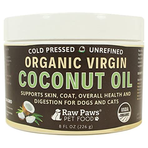 coconut for dogs save 46 paws pet organic coconut supplement for dogs cats 8