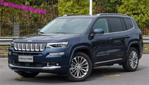 2020 Jeep Commander by Jeep Grand Commander To Launch On The Car Market