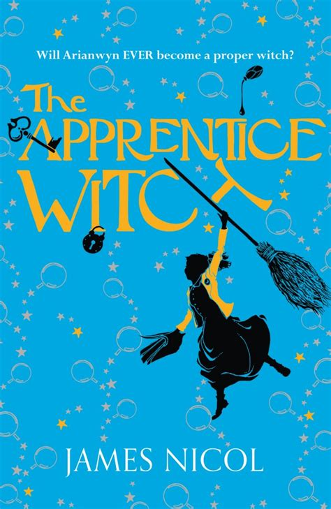 is a witch books chicken house books apprentice witch
