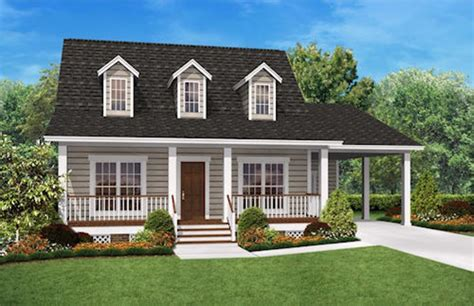 country style house plan 2 beds 2 baths 900 sq ft plan