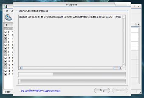 freerip 3 manual ripping audio cds freerip 3 manual ripping audio cds