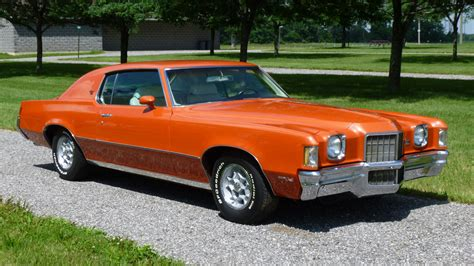 Pontiac Grand Prix 1972 by 1972 Pontiac Grand Prix Sj K176 Kissimmee 2014