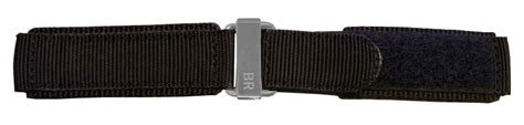 Tucked In Velco Straps Canvas 24 6 blkc sv bell ross 24mm black canvas