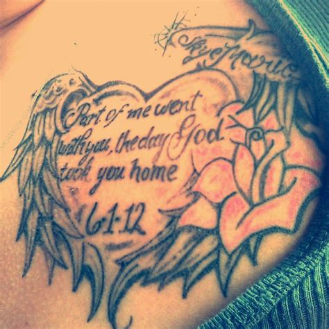 memorial tattoos quotes memorial quotes for www imgkid the