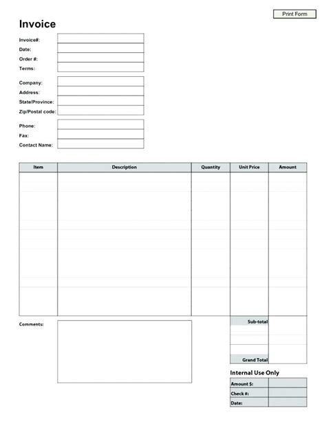 Receipts Journal Format Template by Blank Payment Receipt Kinoroom Club