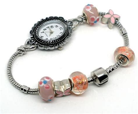 beaded watches how to make this pandora beaded jewelry free