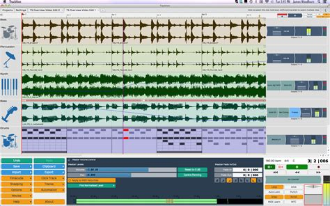 tracktion 5 review tracktion daw updated to v6 audiofanzine