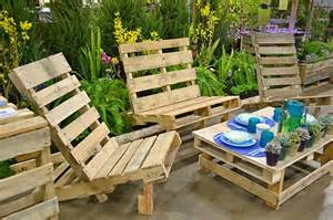 How To Make Patio Furniture With Pallets by Pallet Wood Outdoor Furniture Plans Pallet Wood Projects