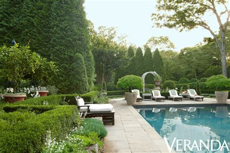 veranda mit pool hydrangea hill cottage the htons home and gardens of