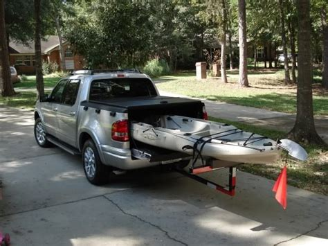truck bed extender kayak pin by eric aroca on kayaks pinterest
