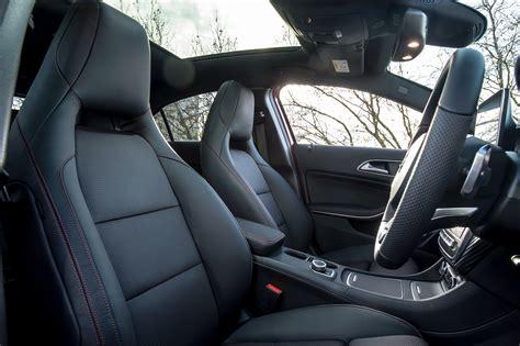 Black Cable Executive Class interior mercedes a 220 d 4matic amg line uk spec
