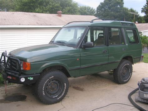 how does cars work 1995 land rover discovery seat position control 1995 land rover discovery photos informations articles bestcarmag com