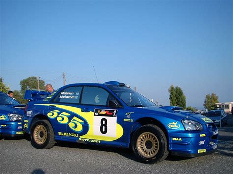 photo quot s9 s80wrt at scrutineering for cyprus wrc 2003 quot in