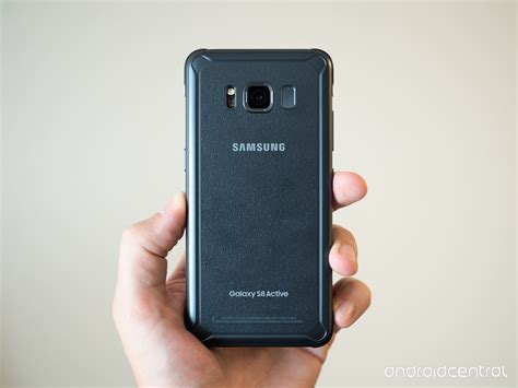 Samsung S8 Active samsung galaxy s8 active review come for the ruggedness stay for the battery android central