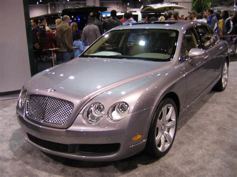 bentley continental flying spur 2007 bentley continental flying spur information and